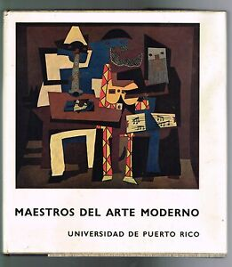 Museo Moma.Alfred H Barr Maestros Del Arte Moderno Museo Moma New York Upr
