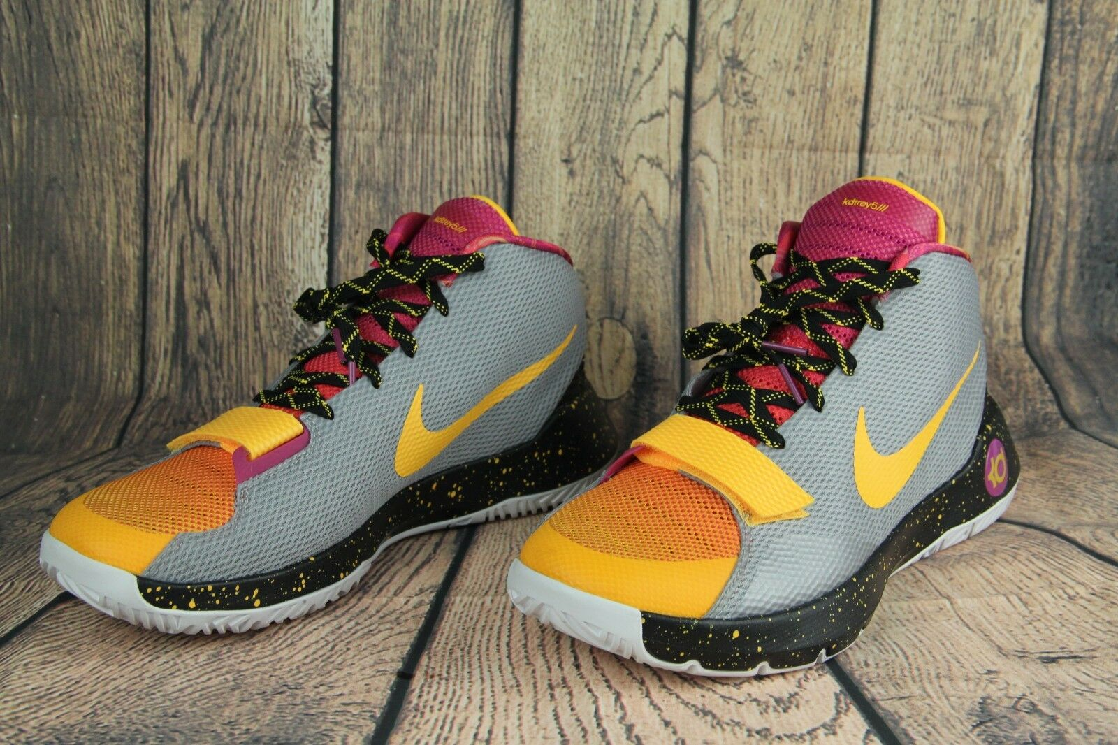 833f734bf6d8 ... Nike KD Trey V 5 III Limited Basketball shoes Multi-color Multi-color  Multi ...