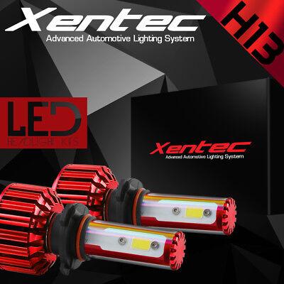 H13 120W 12000LM CREE LED Headlight Kit High//Low Beam Bulbs 6K White High Power