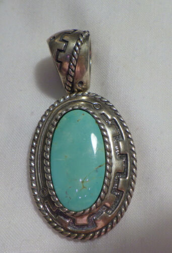 CAROLYN POLLOCK FOR RELIOS PRETTY TURQUOISE & STER