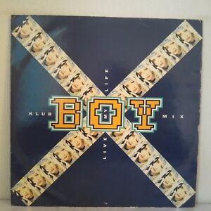 Boy-George-Live-My-Life-Klub-Mix-Vinyl-12-034-Maxi-33-Tours