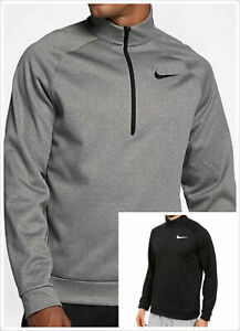 30e2f29017ad NWT Men s Nike Therma KO Dri Fit THERMA 1 4 ZIP PULLOVER AQ5253 ...