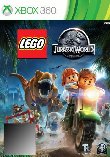 1 of 1 - LEGO Jurassic World (Microsoft Xbox 360, 2015)