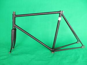 Anchor-Bridgestone-NJS-Keirin-Pista-Track-Frame-Set-Columbus-Max-Fork-55-5cm