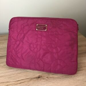 ec1c78930ef Image is loading Marc-by-Marc-Jacobs-pink-Clutch-or-computer-