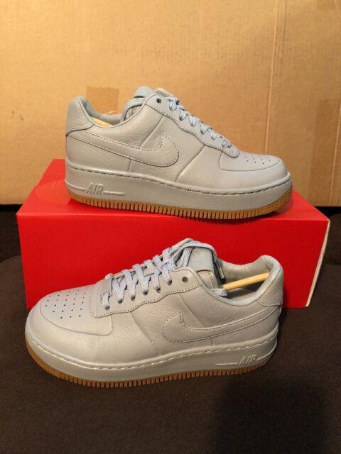 big sale 1530d f643b Nike WMNS NikeLab Af1 Low Upstep Pinnacle Size 6 856477 001 Matte Silver