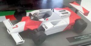ALTAYA AUTO modello IN SCALA 1/43 1101IR9-McLaren MP4/1 1981 John Watson