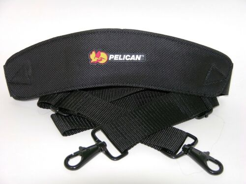 Nuevo NEGRO Pelican 1472 Correa para el hombro acolchada se ajusta 1440 1470 1490 1495 caso
