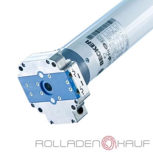 Becker r30-m05 rolladenmotor tubo motor manivela roll cargar persiana