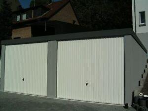 Fertiggarage  Doppel Garage Fertiggarage 6x7m Garagen Fertiggaragen mit/ohne ...