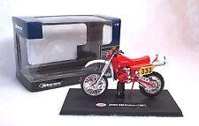 Jawa 250 Enduro #333 1987 - 1:18 DieCast Classic TYP 681 Motorbike Model - Abrex