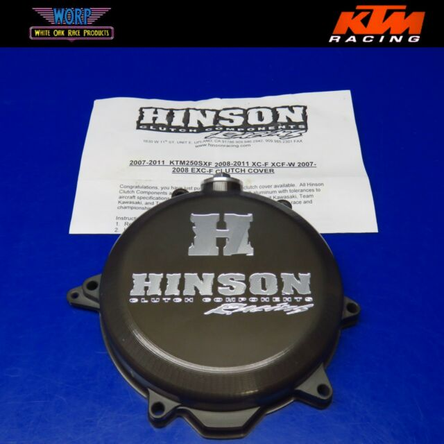 KTM HINSON OUTER CLUTCH COVER 2007 2011 250SXF XCF XCFW EXCF