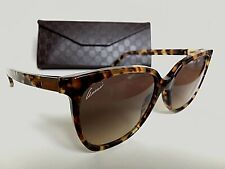 3940c6db1d8a7 item 4 New GUCCI GG 3502 S 4GXED 57mm Tortoise Oversized Women s Sunglasses  Italy -New GUCCI GG 3502 S 4GXED 57mm Tortoise Oversized Women s Sunglasses  ...
