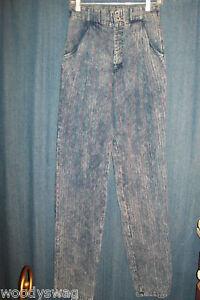 Panhandle-Slim-Jeans-Size-11-12-39-inseam-100-Cotton-Vintage-USA-Texas-Hi-Waist