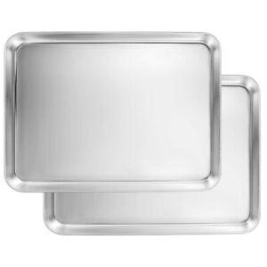 Stainless Baking Steel Non Stick Cookie Sheet Baking Pan