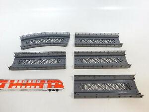 Cd823-0-5-5x-Marklin-h0-Pont-Rampes-piece-K-Voie-M-Voie-7267-7268-Neuw