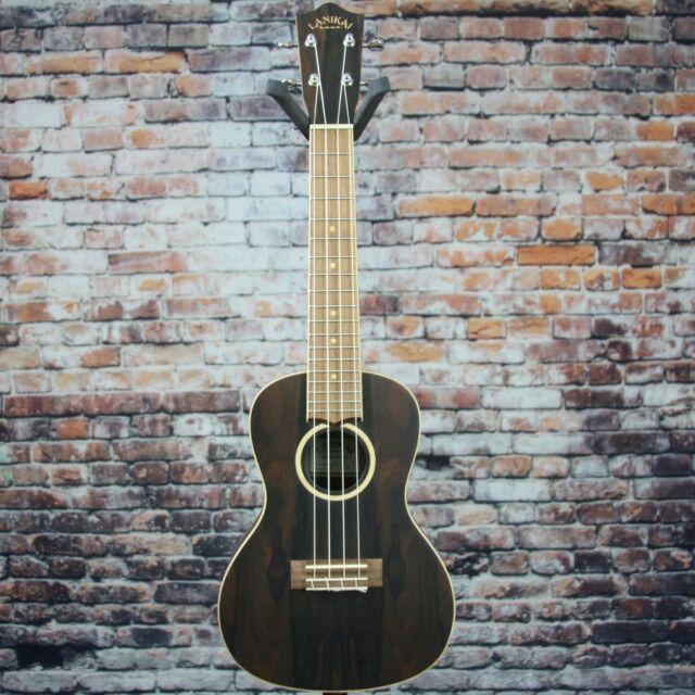 Lanikai Ziricote Concert Ukulele Zr C For Sale Online Ebay