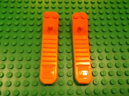 Piece Remover Lot of 2 New Style Orange LEGO Brick Separator