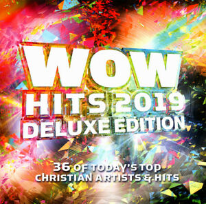 Various-Artists-WOW-Hits-2019-Deluxe-Edition-2CD-2018-NEW