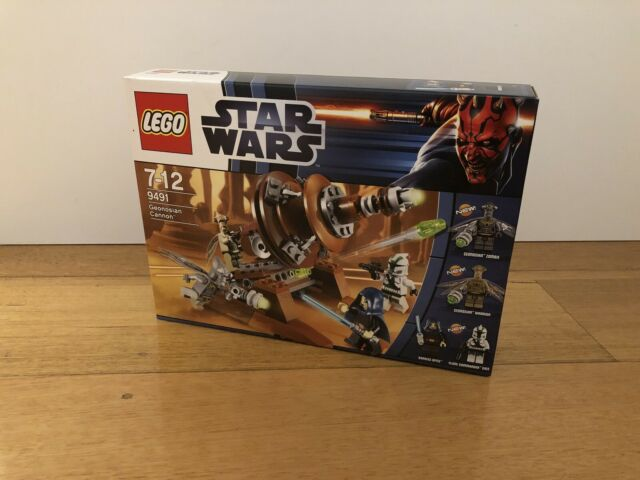 Lego  Star Wars 9491 Geonosian Cannon ,Brand new, Never Opened, BNIB