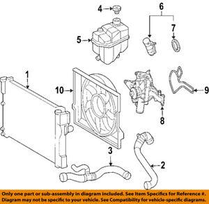mercedes mercedes benz oem 05 06 e320 radiator coolant lower hose