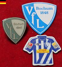 Fußball Football DFB 1 x LOGO + 1 x TRIKOT Magnet + 1 x Pin VFL BOCHUM 1848 e.V.