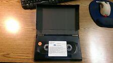 Sony Betacam SP Tape BCT-90MLA 90 Minute Large VTR Video Cassette