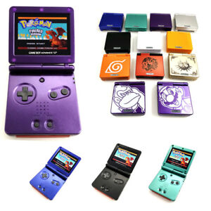 Nintendo-Game-Boy-Advance-SP-Console-AGS-101-Backlight-Backlit-LCD-GBA-SP