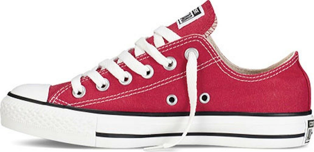 Converse chuck taylor all - star - low - Turnschuhe in roten preissenkung