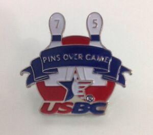 Usbc 75 Pins Over Game Bowling Pinaward New Ebay