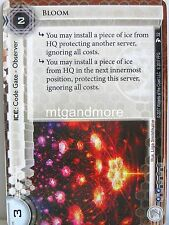 Android Netrunner LCG - 1x #032 Bloom - Station One