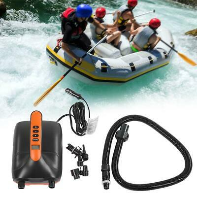 Tragbarer 12V-Hochdruck-Luftpumpenfüller für SUP und Paddle-Board-Boote