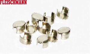 Fleischman-H0-00504801-Kohlenrohrkappe-10-Stueck-NEU-OVP