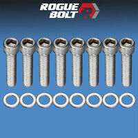 Sbc Vortec Intake Manifold Bolts 5/16 Stainless Small Block Chevy 327 350 400