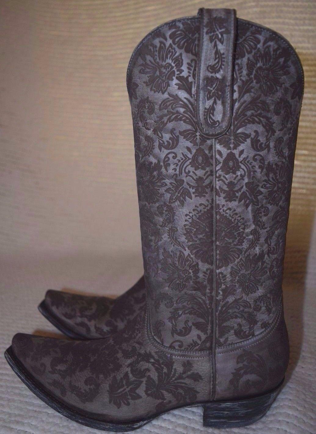 Para Mujer Old Old Old Gringo Nadia Furia Cowboy / Western Botas Estilo l16421 Corte Láser ddb4c7