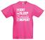 miniature 25 - Eat Sleep Mine Repeat Kids T-Shirt Boys Girls Gamer Gaming Tee Top