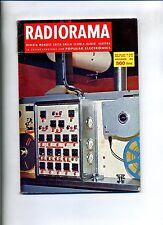 RADIORAMA - Anno XVIII -  N.11 Novembre 1973 - Rivista Mensile