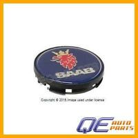 Center Hub Cap For Alloy Wheel - With Black Edge