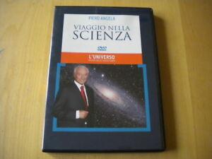 L-039-universo-Viaggio-nello-spazio-tempo-DVD-Piero-Angela-scienza-1-fisica-Hubble
