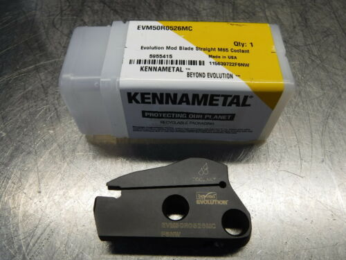 LOC21 Kennametal Indexable Grooving and Cut-Off Tool EVM50R0526MC
