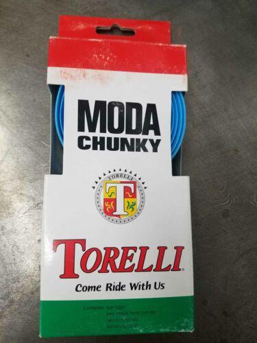 Light Blue Torelli Chunky Handle Bar Tape