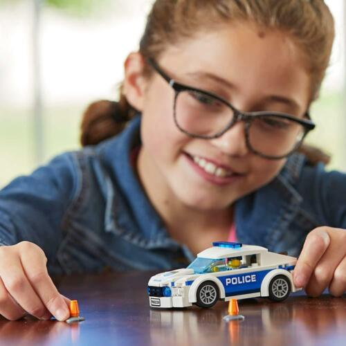 LEGO City Police Patrol Car 60239 Building Kit 2019 92 Pieces
