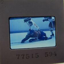 BOBBY ROUSSEAU MONTREAL GARY BERGMAN DETROIT RED WINGS  ORIGINAL SLIDE 2