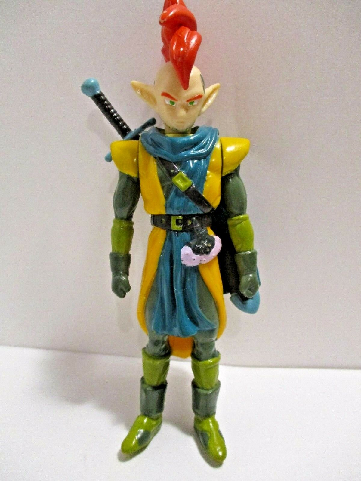 1989 1989 1989 DRAGON BALL Z  DBZ  RARE  SUPER GUERRIERS   TAPION HARD TO FIND   392512