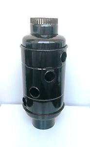 130mm 5 1 Flue Pipe Chimney Radiator Woodburner Wood