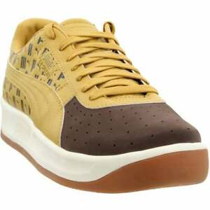 Puma-Gv-Special-Lux-Lth-Sneakers-Casual-Brown-Mens