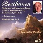 Beethoven Variations for Piano von Svjatoslav Richter (2011)