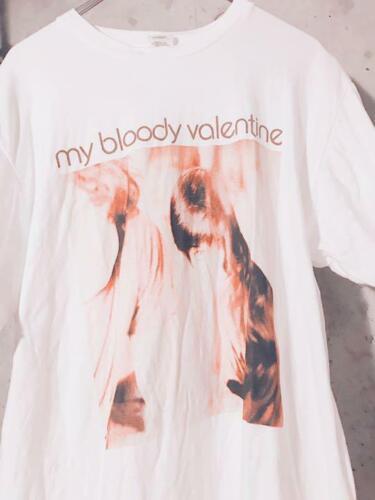 MY BLOODY VALENTINE Rock Band T-shirt Size L