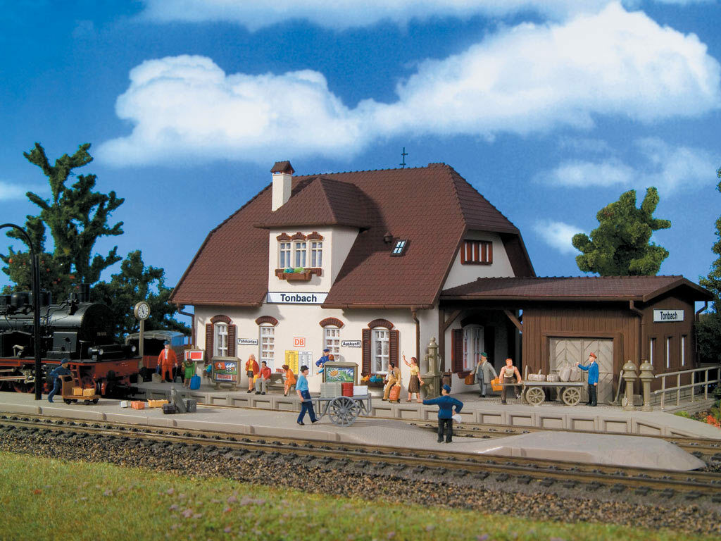 barato en línea Vollmer Vollmer Vollmer h0 3524 (43524) la estación Tonbach nuevo en el embalaje original  popular