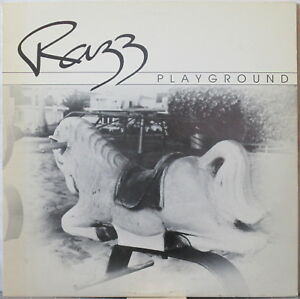 RAZZ Playground LP So. Cal. Jazz, on Exile Records
